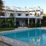 Relaxing at Granada Beach Resort