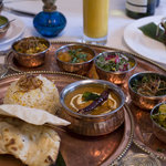 Thali Dish