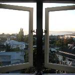 View at dawn 23feb10