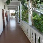 Couloirs de l'hotel