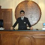 Friendly Reception Staff