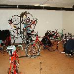 Sala deposito bici