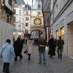 Cathedrale Notre-Dame de Rouen ภาพถ่าย