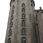 Rundetaarn (The Round Tower) Built in 1637 as part of the University. The tower was the first st