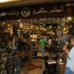 @Mall of the Emirates.