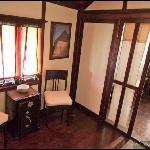 Entrance to the main Executive Suite room
