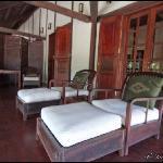 Executive Suite Balcony