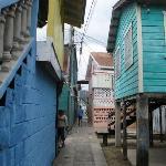 "The ""street"" on Bonaca"