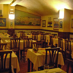 Sala interna / Dining room