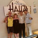 """The Hauza """"Family"""""""