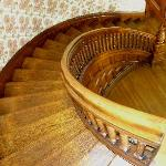 Restored Oak Staircase