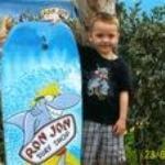 Talon @ ron jons surfshop cocoa beach FL.