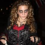 """""""Abigail"""" from the Ghosts and Gravestones tour.  Her name is Morgan and she is a drama student f"""