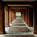 The Portico - This is the portico of the Trinity Episcopal Church in Columbia.