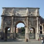Bilde fra Arco di Costantino