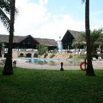 Pool area of the Labadi