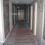Hallway of the 8th floor