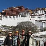 Sightseeing at the Potala Palace