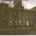 Independence Hall -- where the Declaration of Independence was signed on July 4, 1779.  This is