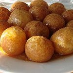 The Best Loukoumades In The World !!!