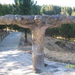 Cargando con la cruz.....
