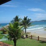 Atalaia hotel- beach view- Mariscal beach