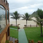 Atalaia hotel- path to the beach- Mariscal beach