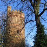 Croydon landmark - the old water tower