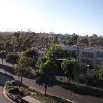 View from Room @ Ibis Glen Waverley