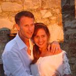 Wedding at Casabianca