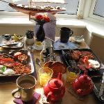 Fantastic breakfast