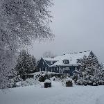 Darby Field Inn. - Winter
