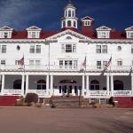 Stanley Hotel - It was the idea for The Shining (and yes it has ghosts and hauntings)