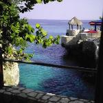 the Rock House, negril View from the room