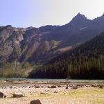 Avalanche Lake, Glacier National Park.