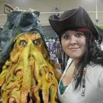 Davy Jones...and...Jack Sparrow...lmao
