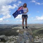 Top of Australia