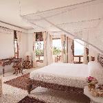 Deluxe room vith seaview