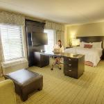 The hotel features 124 well appointed, professionally decorated guest rooms and suites featuring