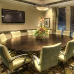 Our hotel also offers 4 meeting rooms (1400 square feet) for small to mid size meetings. Caterin