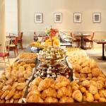 "Continental Buffet Breakfast (charges apply) in the hotel's breakfast room ""Caffé Buongiorno"". H"