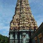 Hindu Temple Dambulla