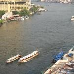boats on theriver