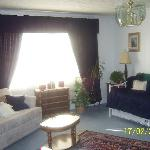 Parlor of Darcey Suite (Suite sleeps 4)