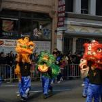 Little Lion dancers