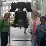 Joan, Pat and Bobbie