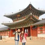Welcome to  Gyeongbokgung  Palace!