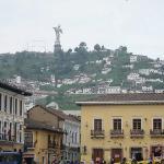 Bilde fra Quito Old Town