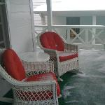 Spring Row Cottage- Porch