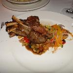 Loved The Rack of Lamb